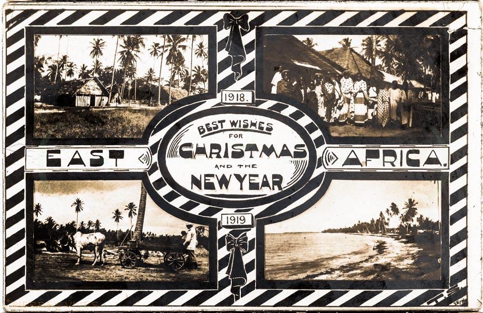 Best Wishes 1918-1919