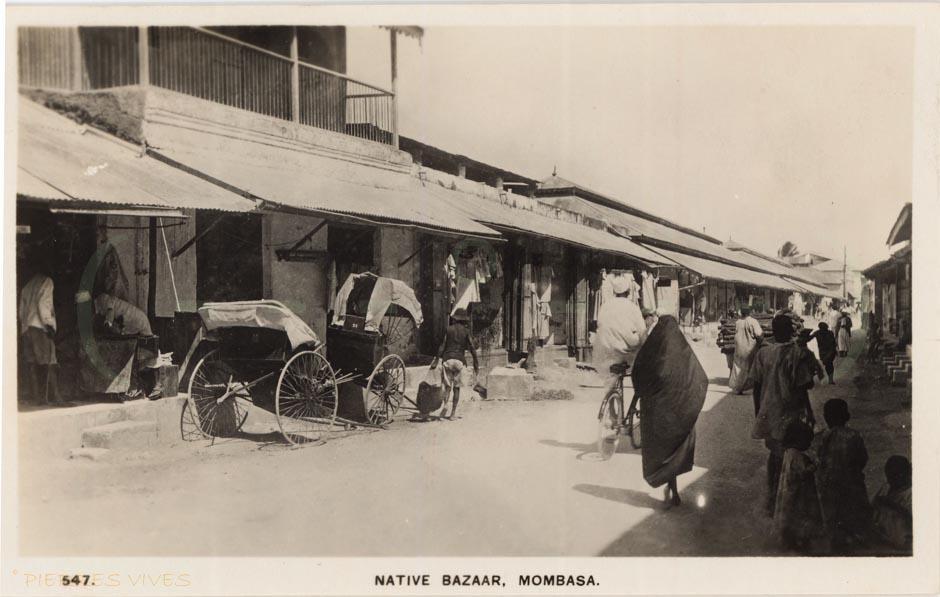 Native Bazaar, Mombasa