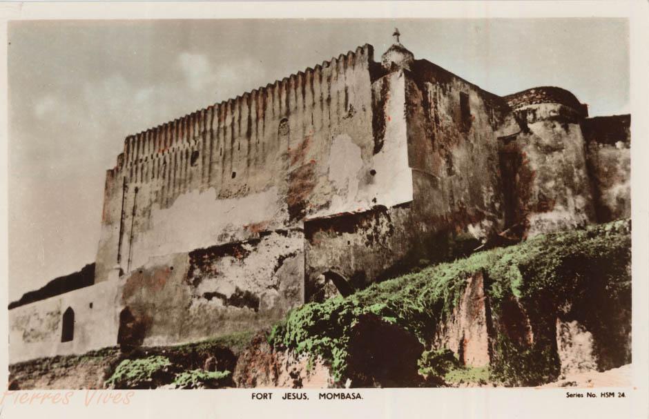 Fort Jesus. Mombasa