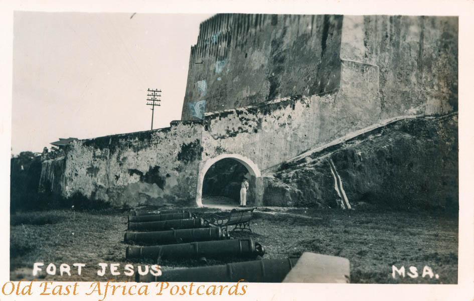 Fort Jesus - MSA.