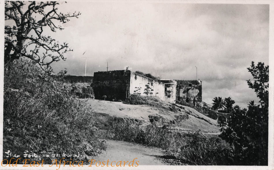 The Fort, Mombasa