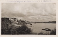 nil (entrée du port à Kilindini)