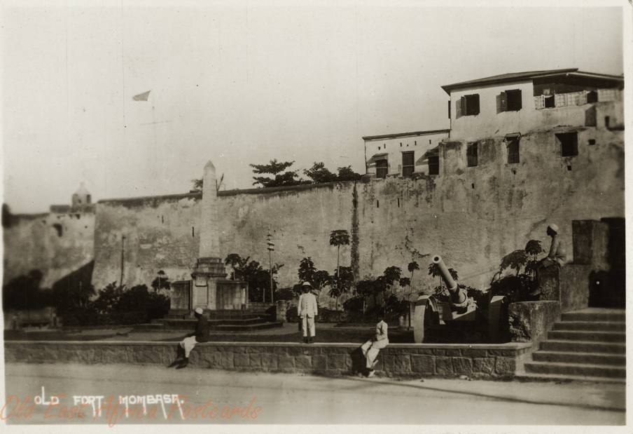 Old Fort Mombasa
