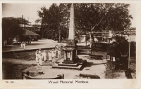 Wavel memorial, Mombasa