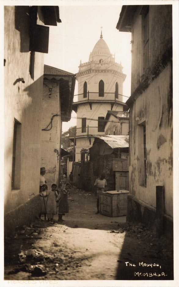 The Mosque, Mombasa