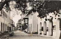 Ndia Kuu Road, Mombasa. B.E.A.