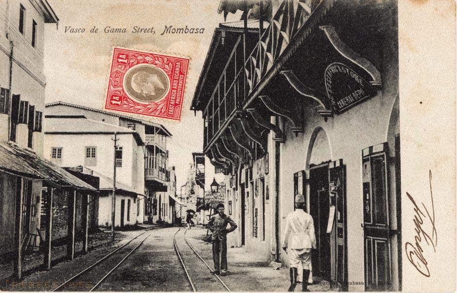 Vasco de Gama Street, Mombasa