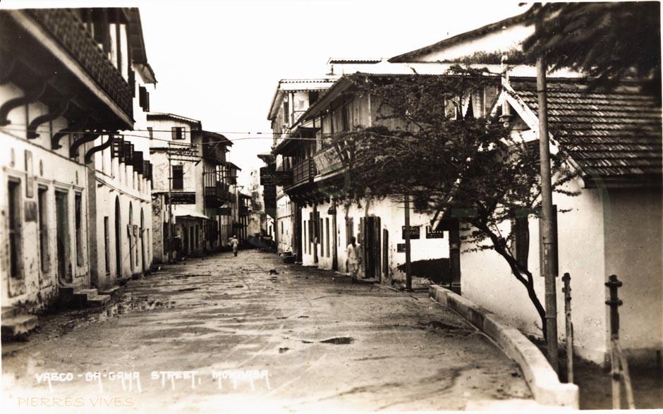 Vasco-ga-Gama Street, Mombasa