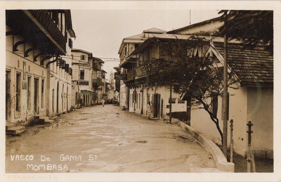 Vasco de Gama St. Mombasa