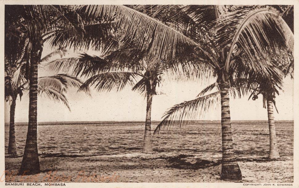 Bamburi Beach, Mombasa