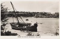 Ferry en route Mombasa-Malindi