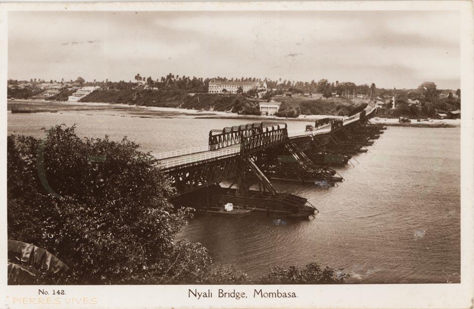 Nyali Bridge, Mombasa