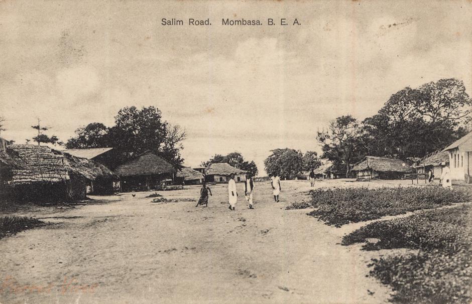 Salim Road, Mombasa, B.E.A.