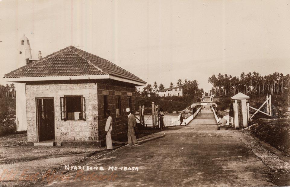 Nyari Bridge Mombasa