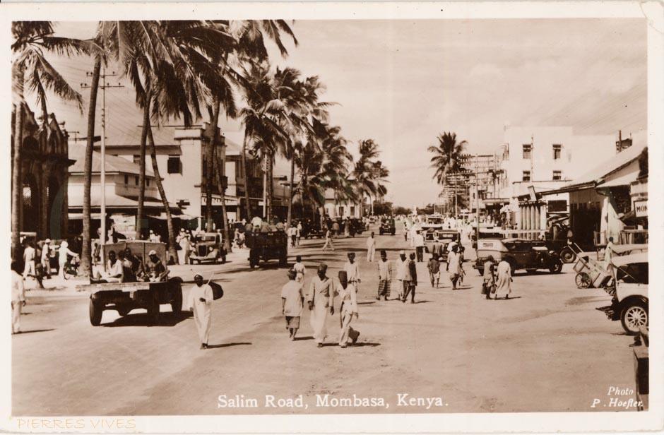 Salim Road, Mombasa, Kenya
