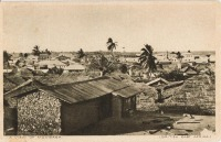 A view of Mombasa (British East Africa)
