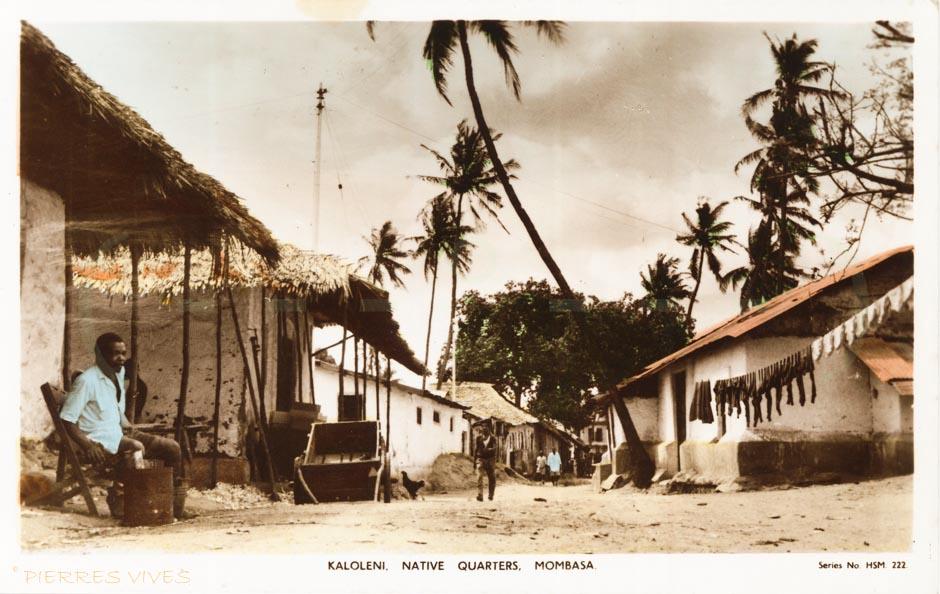Kaloleni, Native Quarters, Mombasa