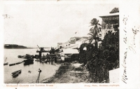 Mombasa - Customs and landing stage