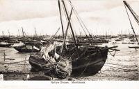 Native dhows, Mombasa