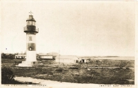 The Light House, Mombasa (British East Africa)