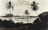 nil (ship entering Kilindini)