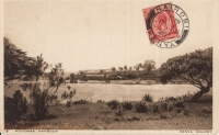 Mombasa Harbour - Kenya colony