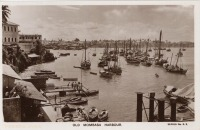 Old Mombasa harbour