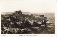 Ruined fortifications. Mombasa