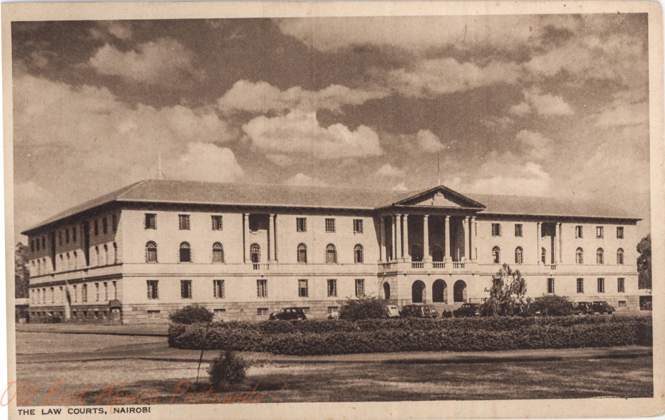The Law Courts - Nairobi