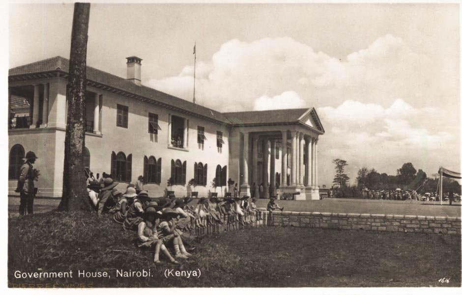 Government House, Nairobi