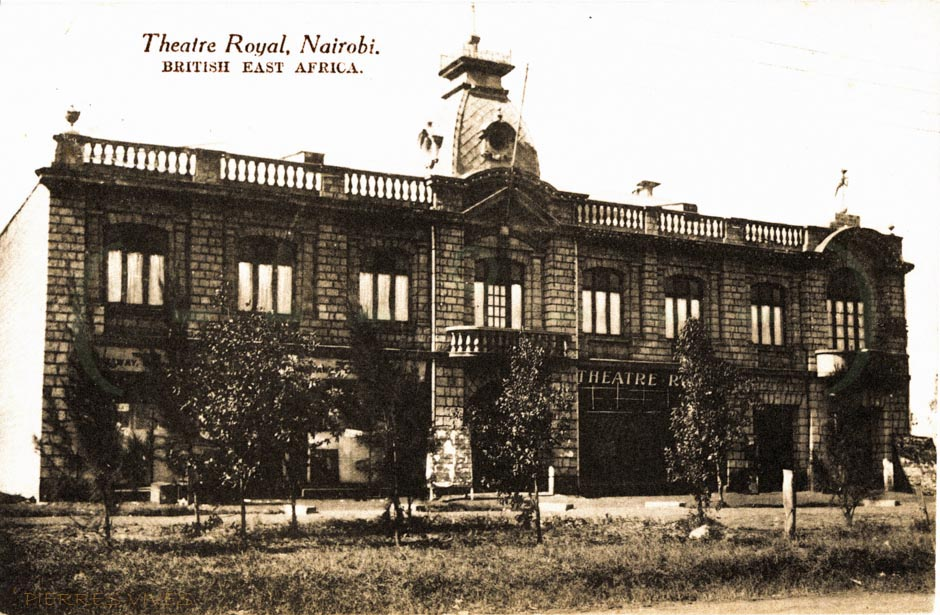 Theatre Royal, Nairobi - B.E.A.