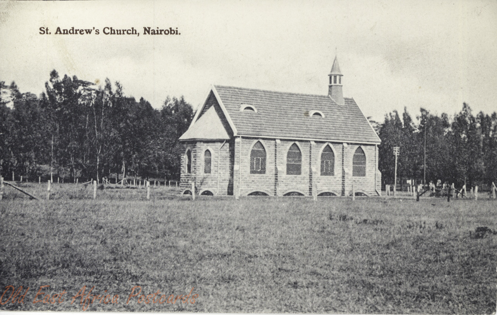 St.Andrew s Church, Nairobi