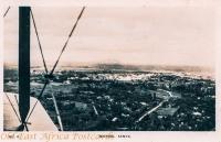 Nairobi, Kenya (aerial view)