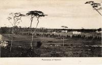 Panorama of Nairobi