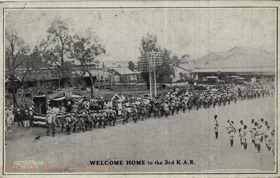 Welcome home to the 3rd K.A.R.