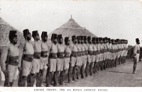 Empire troops : King's African Rifles