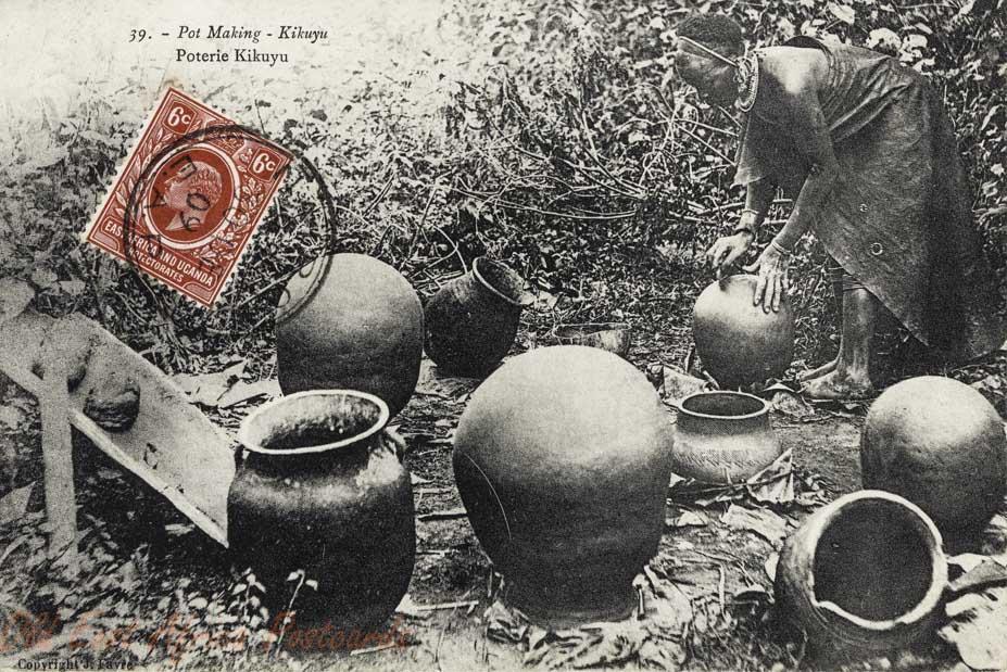 Pot Making - Kikuyu