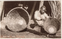 Basket Making, Kenya