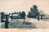 Road to Indian Bajaar, Nairobi