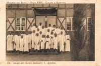 Alunni del Piccolo Seminario S. Agostino