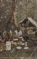 32. Hunter s Camp in Jungle