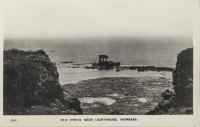 Old Wreck near Lighthouse, Mombasa
