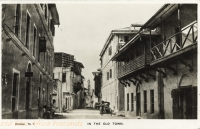 In the Old Town