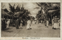 Mombasa Principal Street