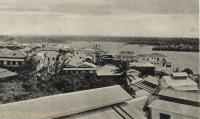 nil (town and Kilindini Harbour)