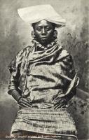 Zanzibar, Swahili Woman in Arabic costume