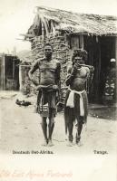 Deutsch Ost-Afrika Tanga