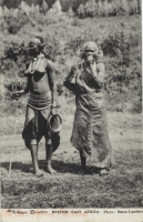 Kikuyu Beauties - BRITISH EAST AFRICA