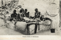Famine strike in Mombassa