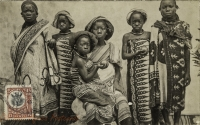 nil (group of young Swahili girls)